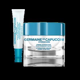 Pack Crema Hydracure Normales-Secas + Regalo Labial Hidratante Germaine de Capuccini