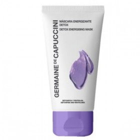 MASCARILLA CUSTOM MASK ENERGIZANTE DETOX GERMAINE DE CAPUCCINI 50ML