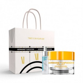 Pack Crema Royal Jelly Confort+ Serum Hyaluronic Force Germaine de Capuccini
