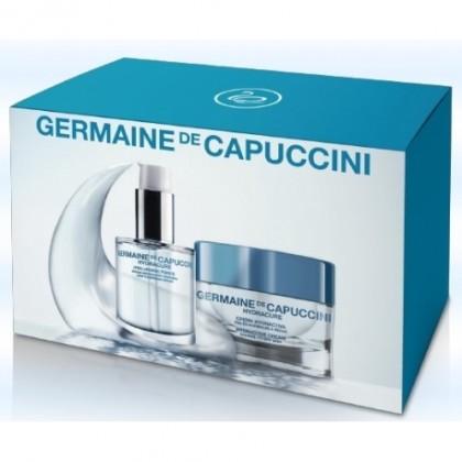 Pack Crema Hydracure + Serum Hyaluronic Force Germaine de Capuccini