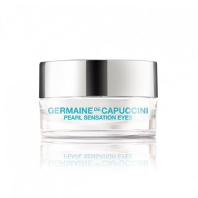 PEARL SENSATION EYES GERMAINE DE CAPUCCINI